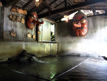 【Shooting place of the movie】A retro atmospheric hot spring in Tochigi,